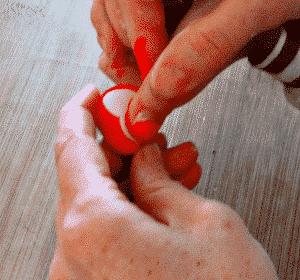 Arty Crafty Kids - Fingerprint Heart Keepsake