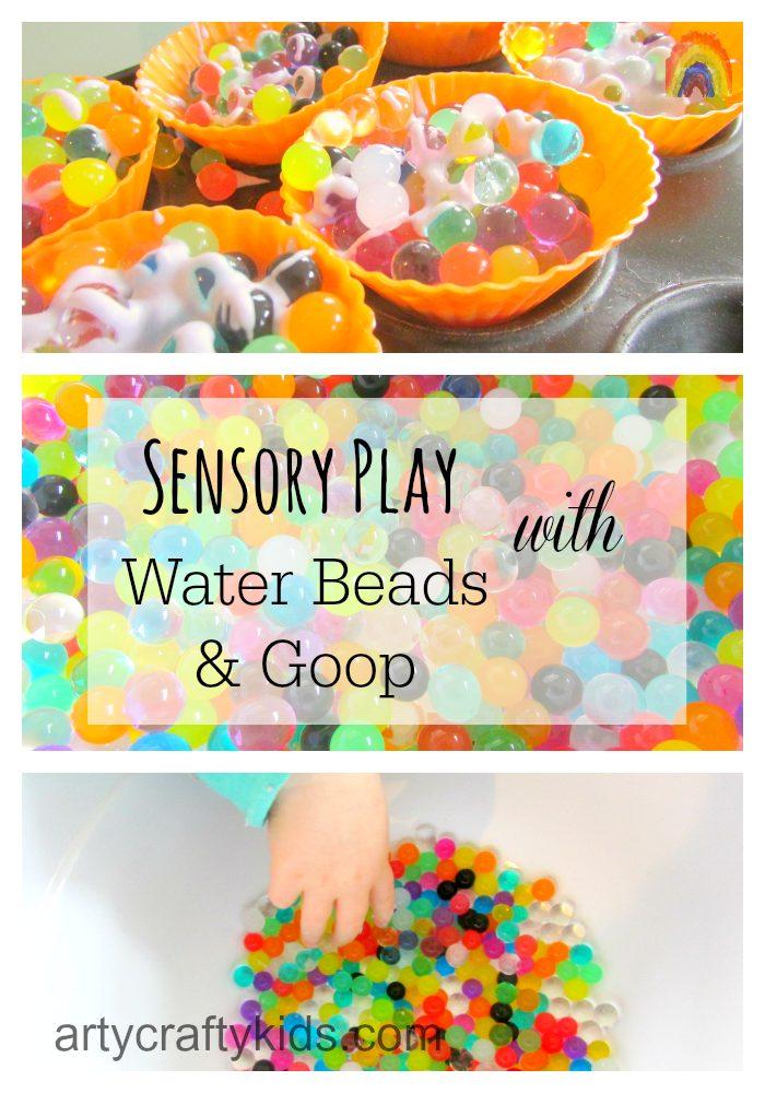 Arty Crafty Kids - Sensory Play