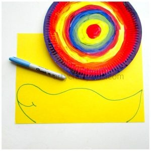 Arty Crafty Kids - Books -Paper Plate Snail