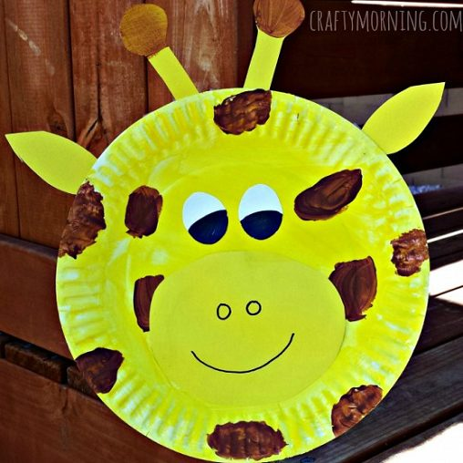 20 Amazing Animal Paper Plate Crafts