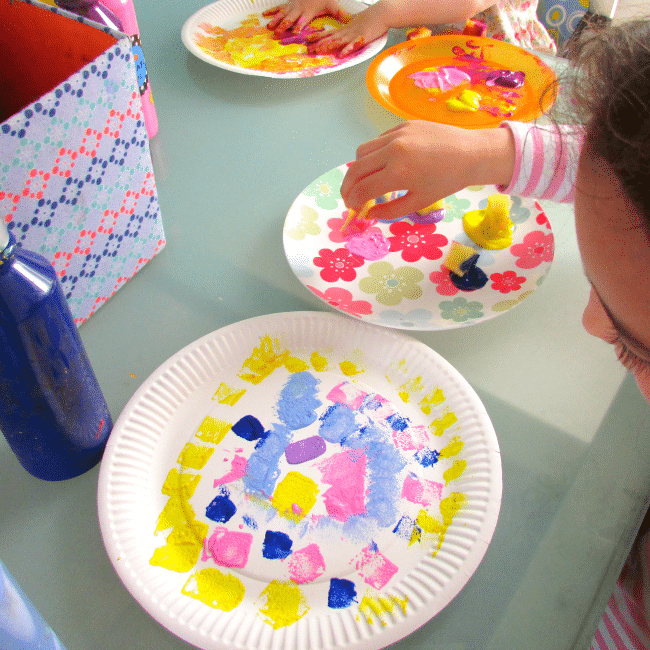 Arty Crafty Kids - Craft - Craft for Kids - Paper Plate Owl & Paper Plate Owl