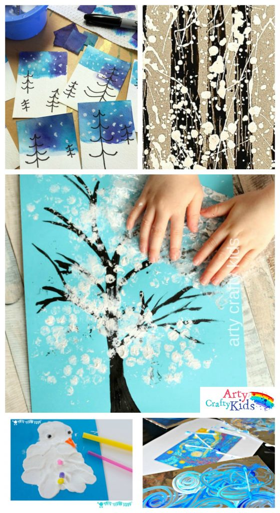 Toddler Painting Ideas For Christmas