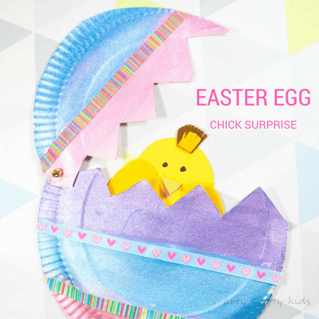 easter arts and crafts ideas paper plate easter egg arty crafty 6483