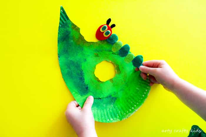 The Very Hungry Caterpillar Craft Arty Crafty Kids