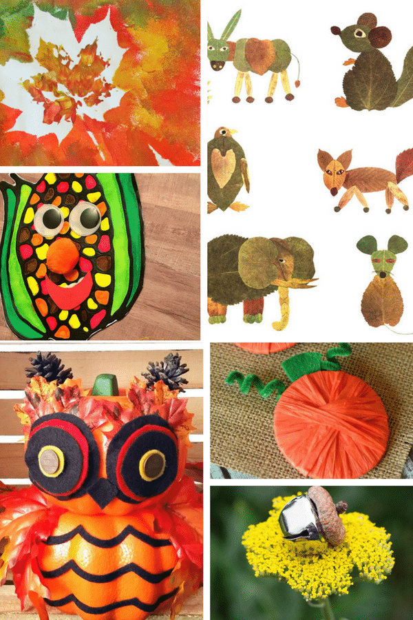 Arty Crafty Kids Craft Autumn Crafts 30 Fabulous And Creative