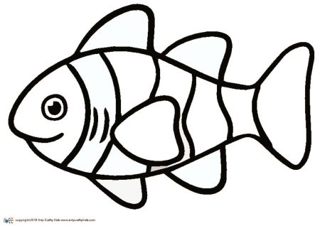Coral Reef Fishes | Free Printable Templates & Coloring Pages ... | 318x450