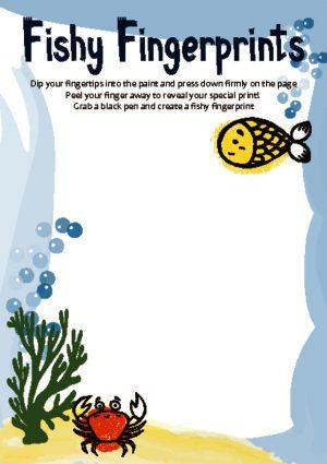 thumbnail of Fingerprint Fish 1