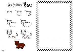 thumbnail of How to Draw a Bear NEW