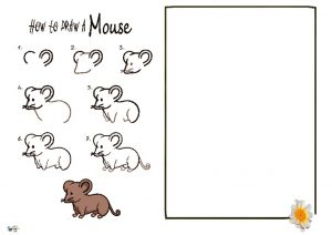 thumbnail of How to Draw a Mouse NEW