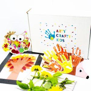 Arty Crafty Box