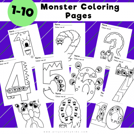 1-10-Monster-Coloring-Pages2