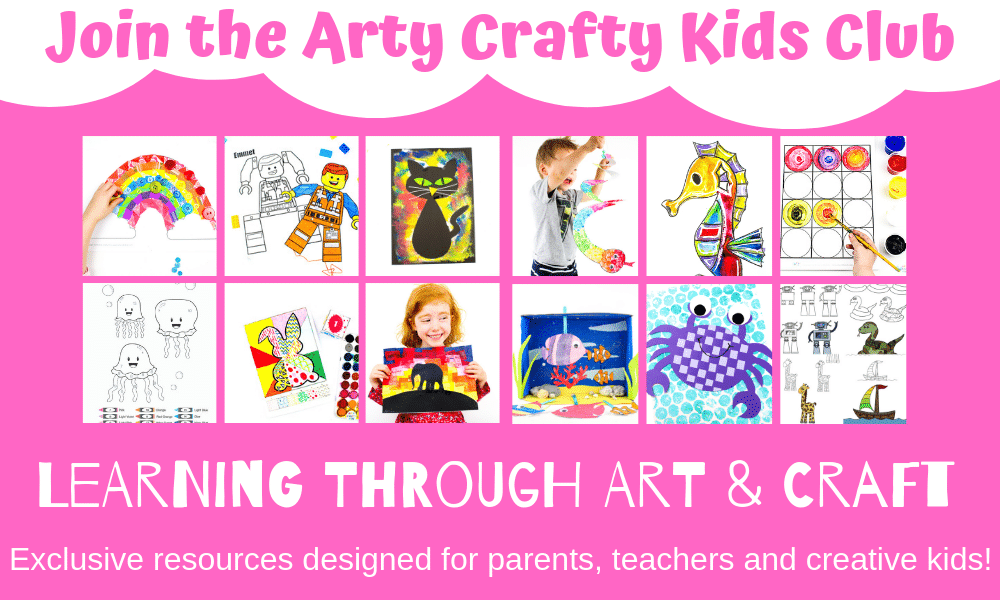Arty Crafty Kids Members Area | 5 Day Free Access