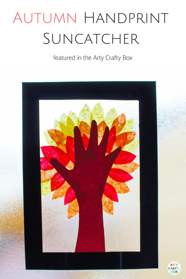 Arty Crafty Kids Autumn Box - A themed art and craft monthly subscription box for kids! This month is jam-packed with awesome Autumn themed crafts for kids #autumncrafts #kidscrafts #craftsforkids #autumn #subbox