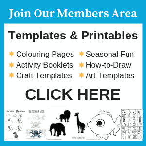 Arty Crafty Kids | Templates