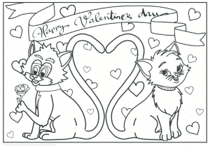thumbnail of Valentine Cats
