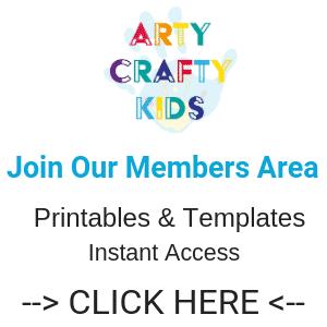 Arty Crafty Kids | Templates