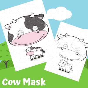Farm Animal Masks Archives | Arty Crafty Kids