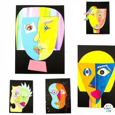Picasso Faces