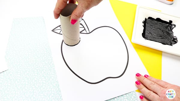 Arty Crafty Kids   Apple Craft for Kids   Autumn Craft for Kids   Back to School