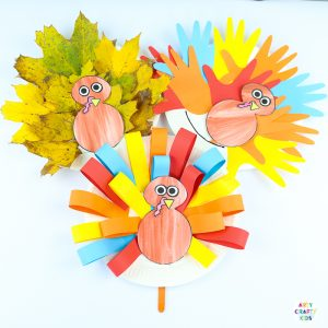 Arty Crafty Kids | Thanksgiving Craft for Kids