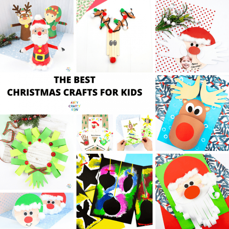 The Best Christmas Crafts for Kids