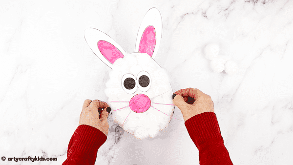 Easter Egg Animal Craft - A simple cut and stick craft for kids that transforms Easter eggs into cute Spring animals! This craft can be completed with our handy printables, making this an easy craft to try with the kids at home or within the classroom.