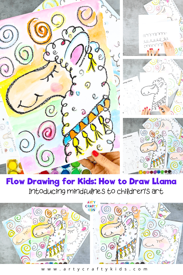 Arty Crafty Kids How to draw guide