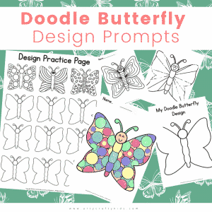 Butterflies of all shapes, colors and sizes have one thing in common - symmetry! Our butterfly drawing prompts are a creative way for children to explore and learn about symmetry. The butterfly sheets can used to support mini beast, insect and nature lesson plans; inspiring young artists and scientists to either recreate the butterflies they observe within nature or use their imaginations to design a completely new and colorful species.